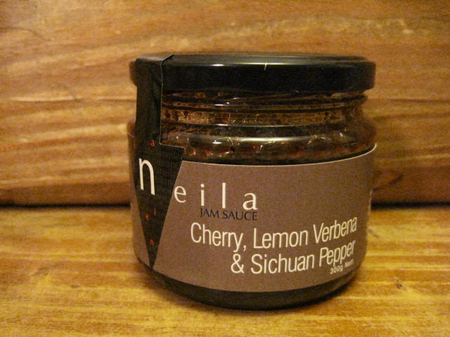 Cherry, Lemon Verbena & Sichuan Pepper 300g